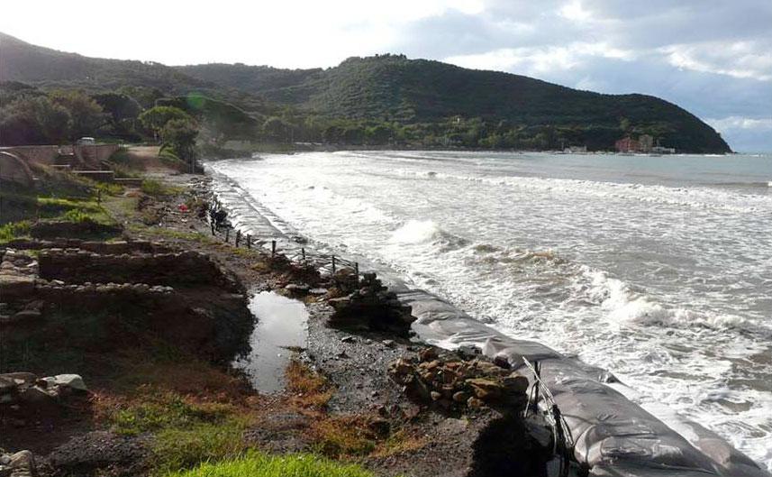 Interventi di protezione della fascia costiera – Brevetto ECOREEF® 0001400611